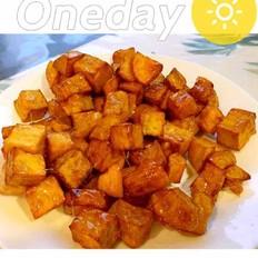 拔丝红薯 挂浆地瓜