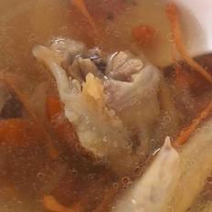 三黄鸡汤的做法[图]