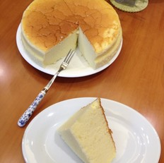 橄榄油版酸奶蛋糕
