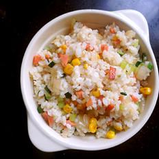 扬州炒米饭