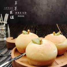 小苹果面包