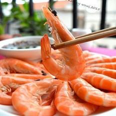 广东白灼虾