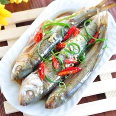 葱油华子鱼
