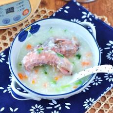 皮皮虾胡萝卜粥#午餐#