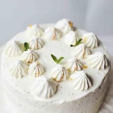 伯爵茶柠檬蛋糕