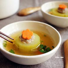 黄瓜镶肉汤