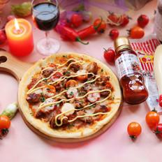 丘比-香辣鸡肉pizza