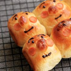 切达奶酪面包超人小包