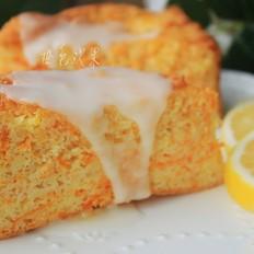 胡萝卜柠檬蛋糕