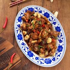生姜炒小公鸡