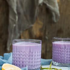 梦幻紫薯早餐奶