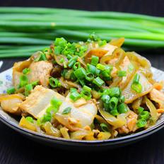 酸辣椒炒肉