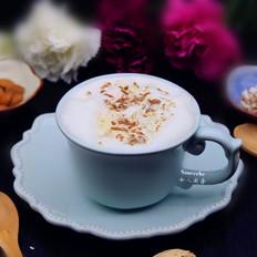 卡布奇诺巧克力咖啡