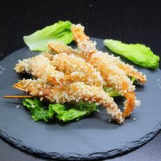 年夜饭必备菜,天妇罗炸虾