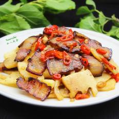 竹笋炒腊肉