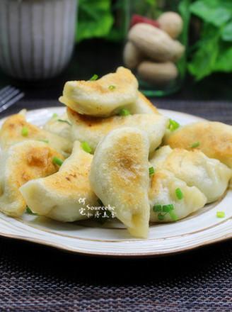 小年夜,生煎饺#晚餐#的做法