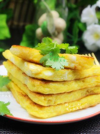 鸡蛋吐司片#早餐#的做法