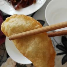 土豆炸饺子