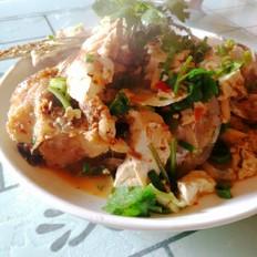 香辣鱼头豆腐