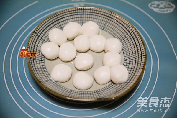 黑芝麻汤圆的做法【步骤图】_菜谱_美食杰