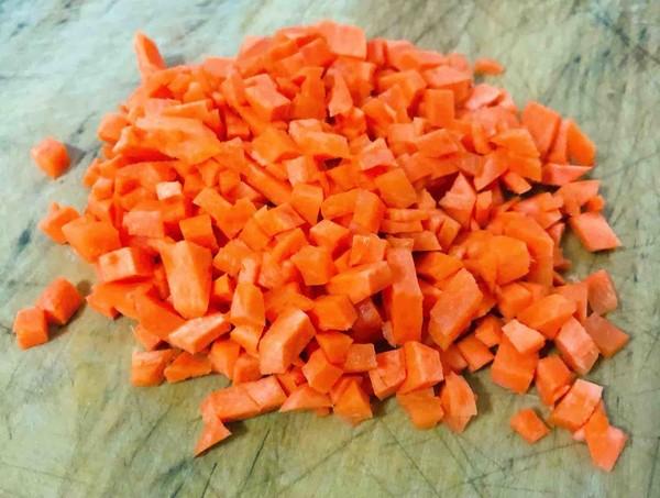 彩泥手工制作大全胡萝卜
