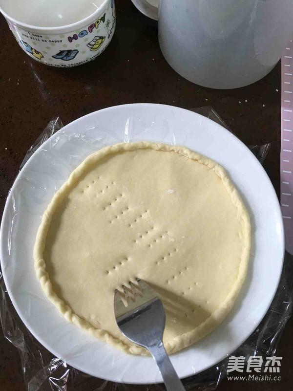 平底锅披萨的做法【步骤图】_菜谱_美食杰