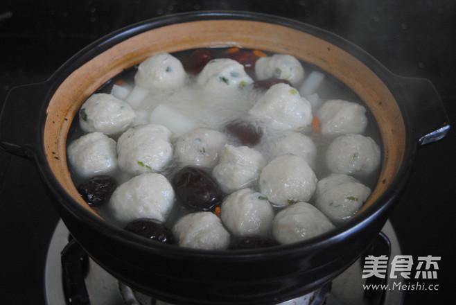 萝卜做法合家汤#旺旺报喜食品乐#的丸子有限公司猪肉成都金鸡图片