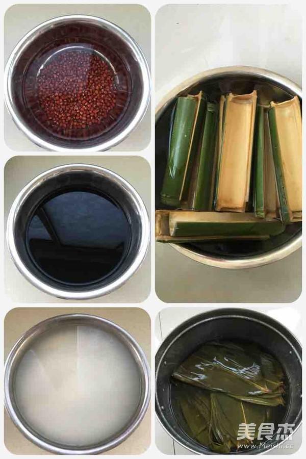 竹筒粽子的做法【步骤图】_菜谱_美食杰