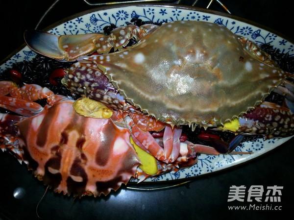 相思蟹的做法【步骤图】_菜谱_美食杰