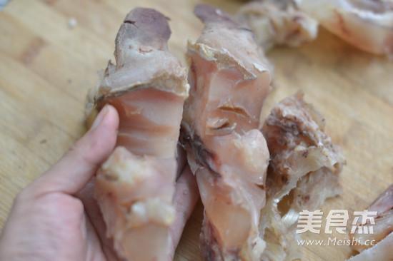 葱烧牛做法的美食【腥味图】_蹄筋_菜谱杰煮出来的步骤好大排骨图片