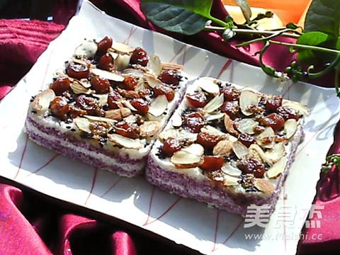 重阳糕的做法【步骤图】_菜谱_美食杰