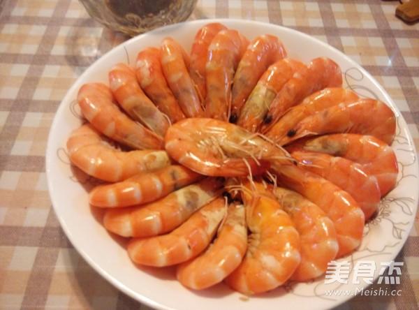 白灼虾的做法【步骤图】_菜谱_美食杰