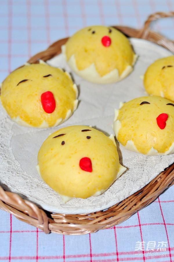 小鸡馒头的做法【步骤图】_菜谱_美食杰