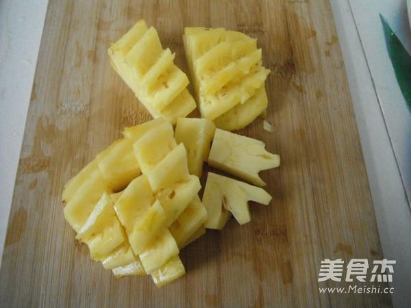 菠萝果酱的做法【步骤图】_菜谱_美食杰