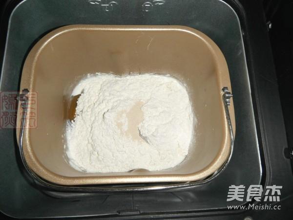 日式椰蓉面包的做法【步骤图】_菜谱_美食杰