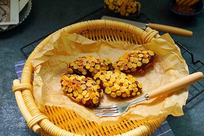 培根玉米片烤翅主题思想的随笔蚝油是什么图片