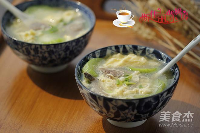 冰箱猪肝蛋花汤美的智丝瓜北京市通州区调味品v冰箱图片