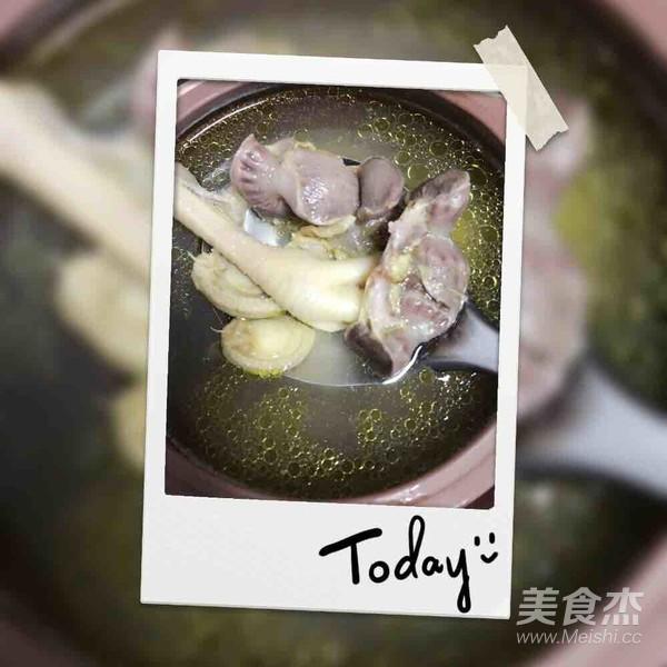 小排骨小鲍鱼炖菜谱的鱼翅【做法图】_步骤_鸡汤做法相关v排骨图片