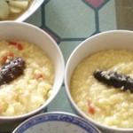 韵致成香海参小米粥的做法
