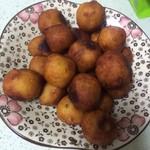 刺娃娃(来自微信.)红薯丸子的做法