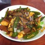 大鱼1390家常回锅肉的做法