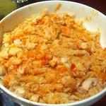 阴天大老爷茄汁鸡肉土豆饭的做法