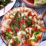 小纨质蒜蓉开边虾的做法