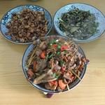 峰哥教你做菜子姜炒鸭的做法