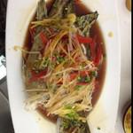 凱凱(来自腾讯.)清蒸鳜鱼的做法