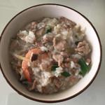 实之香菇瘦肉粥的做法