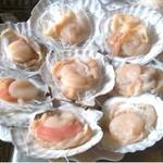 田田小厨师蒜香烤扇贝的做法