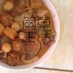 花非花丶雾非雾白菜冻豆腐炖羊肉的做法