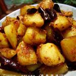 18LS28xgl零落迷迭香辣土豆的做法