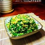 18LS28xgl零落韭菜炒河虾的做法